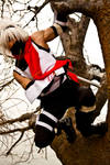 Anbu Kakashi Hanging Around