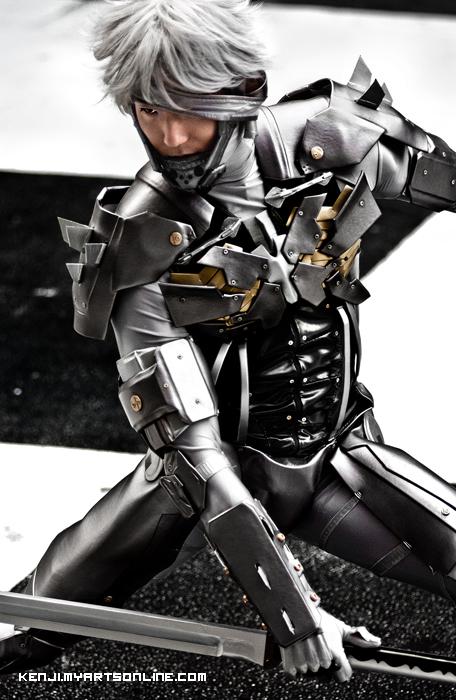 Raiden - Metal Gear Rising by SoCoPhDPepper