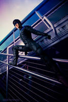 Nightwing: This is my city, everything concerns me by SoCoPhDPepper