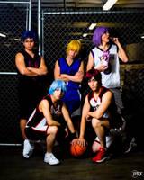 Kuroko no Basket: All stars