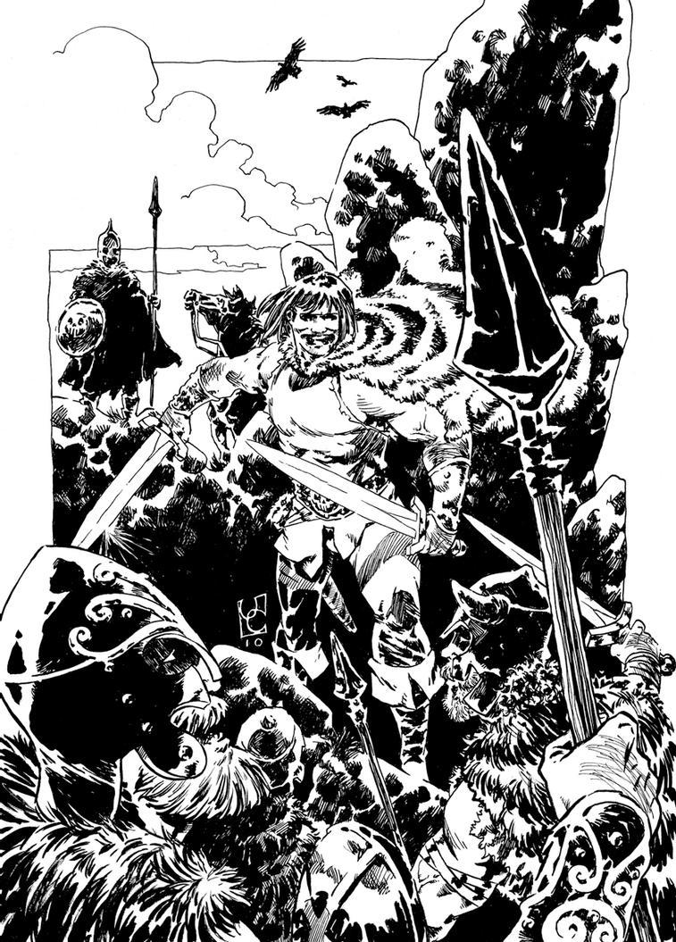 Conan-Bedethon 2010 by Ulirom