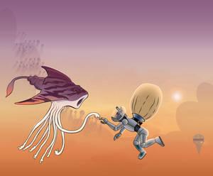 Marla and the Sky Herd
