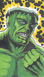 Hulk by doctor-morbius