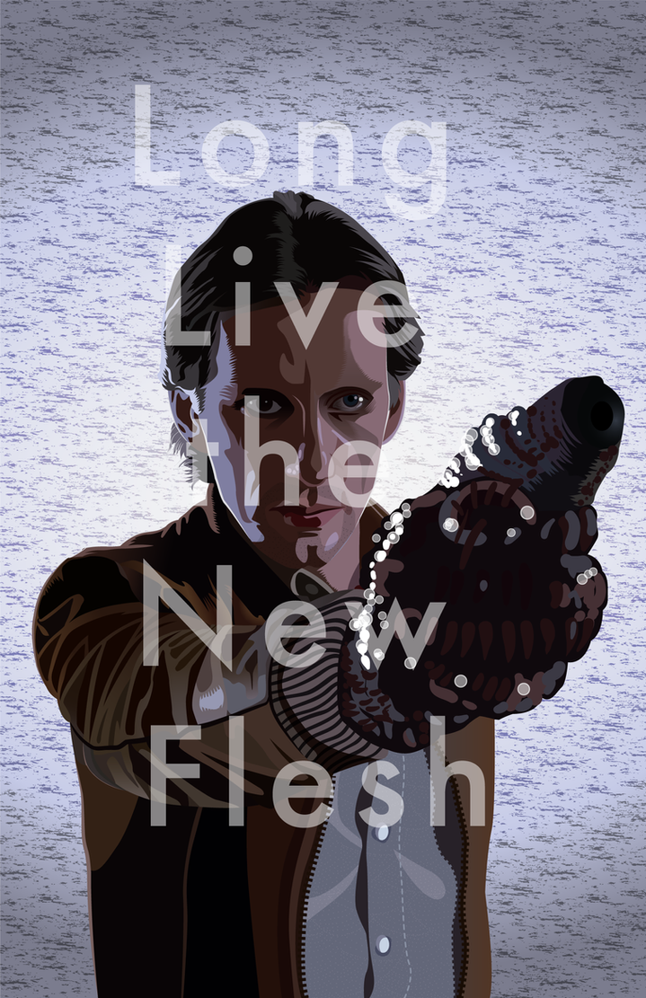 Long Live the New Flesh 2 (Max Renn) by doctor-morbius