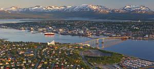 Troms, Norway by MissPsycopath
