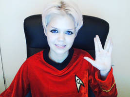 Live long and prosper *DAID* by MissPsycopath