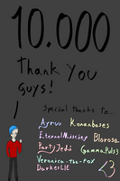 10.000 page views by MissPsycopath