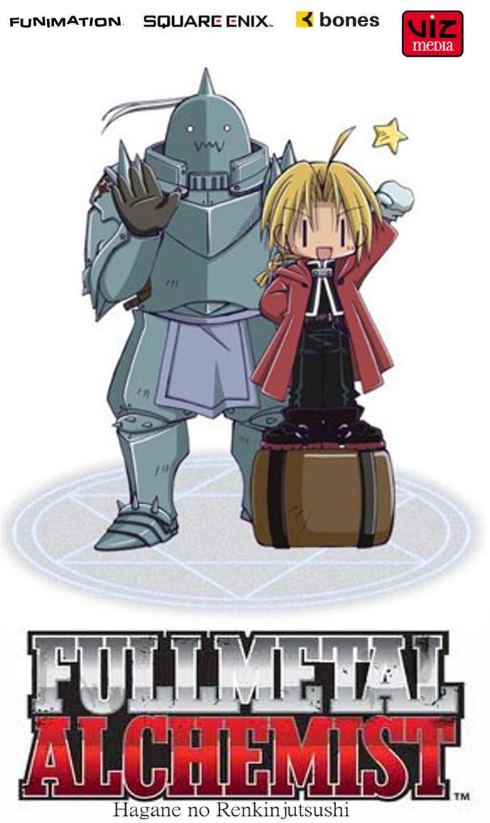Fullmetal Alchemist Poster by DeathIsMyFriend on DeviantArt
