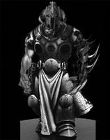 warrior by djnnayt