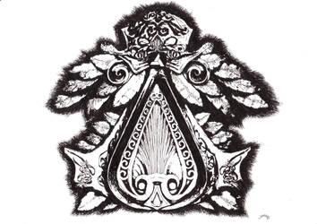 Assassin's Coat of arm by djnnayt