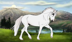 DiRPG Stallion | Odin | Claimed