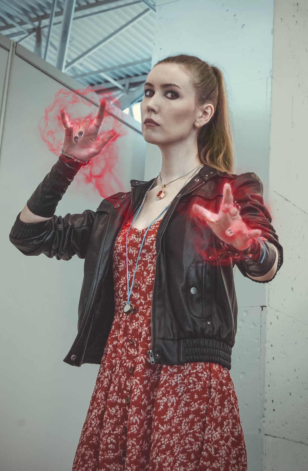 Scarlet Witch Avengers Age of Ultron by helenkyle on DeviantArt