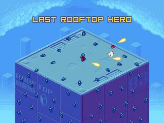 Last Rooftop Hero by Phoenix-849