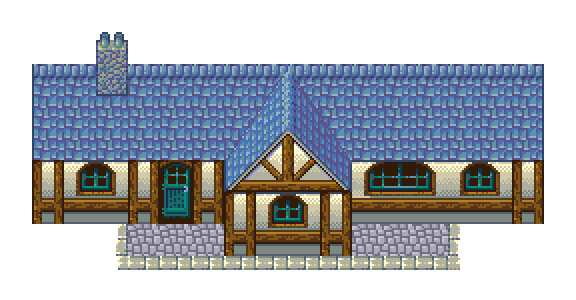 Fantasy town house by Phoenix-849