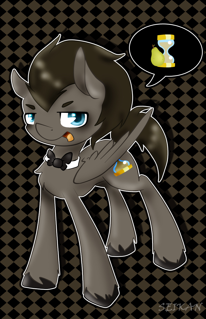 Discord Whooves by SeikCeh on DeviantArt