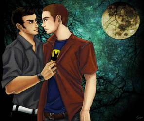 Teen Wolf - Moonlight Attracti by IchyKicks