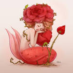 MerMay- Roses are red