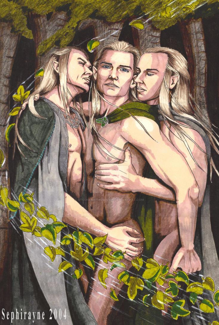 Wrapped in Nature by Studio-Methuselah