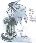 Never Trust and Evil Hedgehog