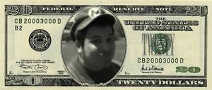TWENTY DOLLARS by Mephonix