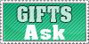 Art Status Teal- Gifts Ask by Mephonix