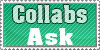 Art Status Teal- Collabs Ask by Mephonix