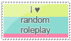 Random Stamp by xLuna-tan