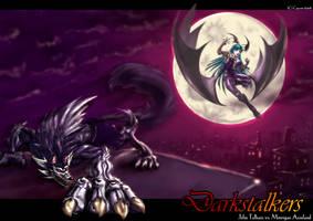 Darkstalkers:Midnight Showdown
