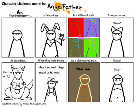 Kinkei's Meme part 1