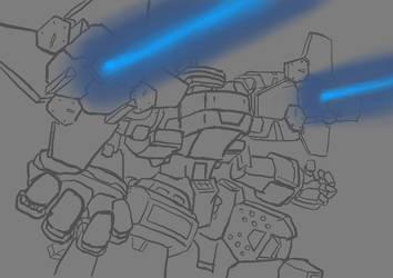 WIP - VOOT: Raiden CW