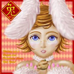 Happy Bunny Year