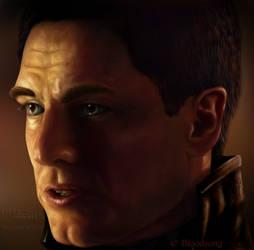 Dark Archer: Malcolm Merlyn