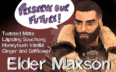::Tea:: Elder Maxson - Protect out future! by K0USEKI