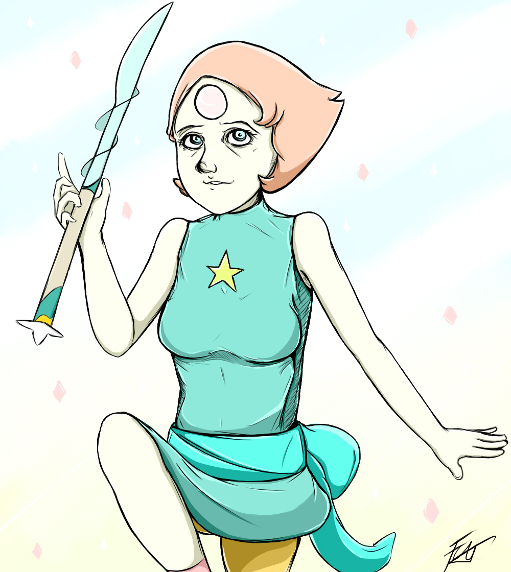 Pearl! - Steven Universe by Crescendolls187 on DeviantArt