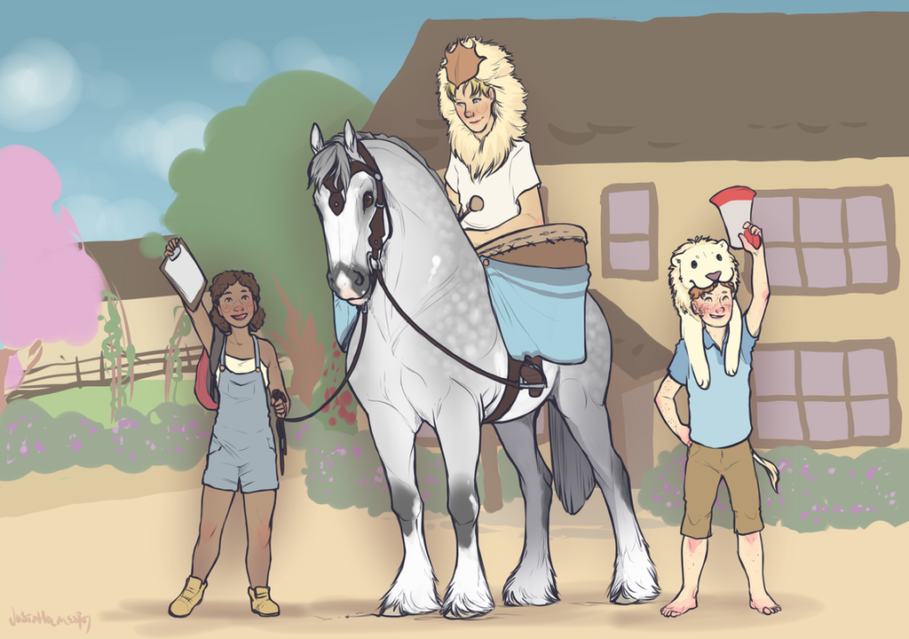 White Lions' Summertide Festival by WhiteLionsOrchard
