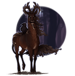 Reilley | Blackwood Stag | Witch