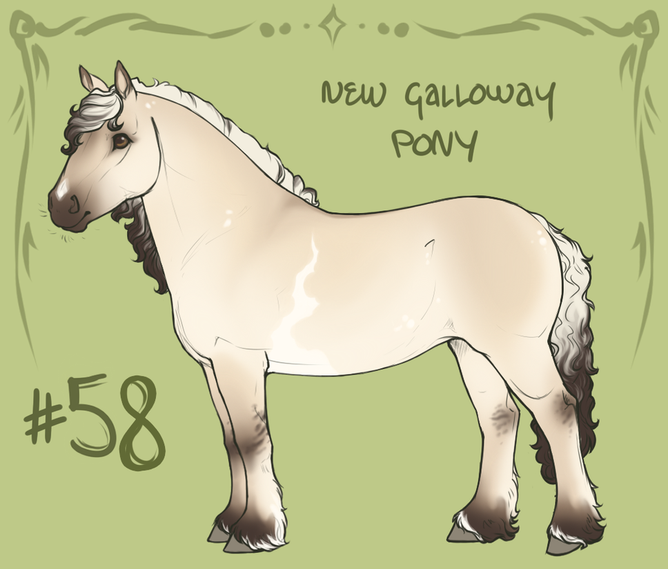 New Galloway 58 - Closed by ofcowardiceandkings