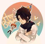 Happy Birthday Ray