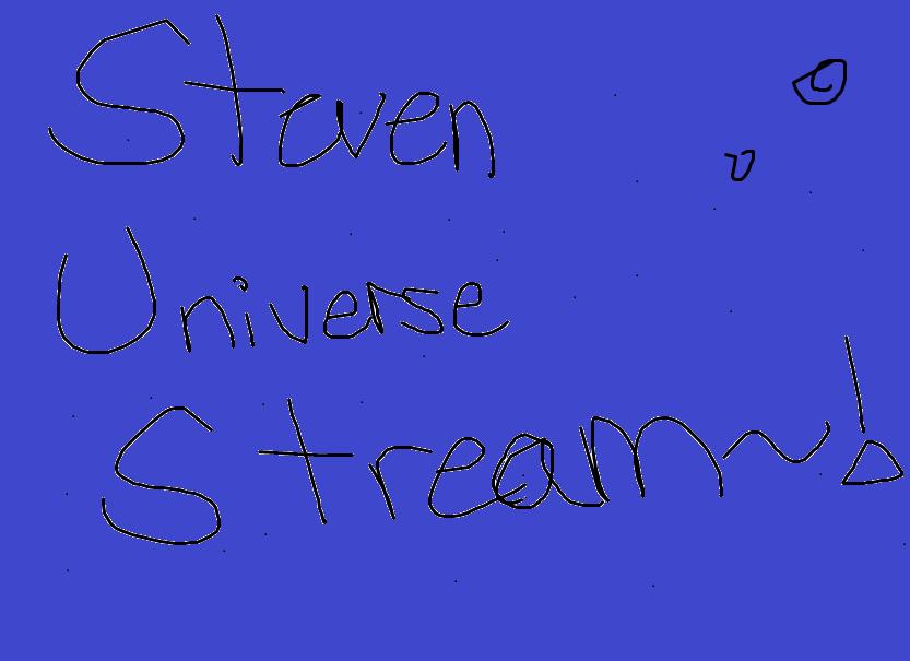 steven universe livestream by pony darksun on deviantart