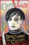 Conrad Veidt Cabinet Of Dr Caligari Poster Design
