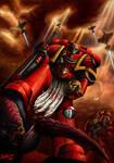 Warhammer:' For Sanguinius'.