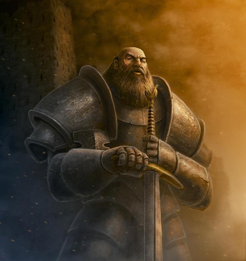 General Drahken by ARTOFJUSTAMAN