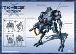 MK-508 Wardog concept