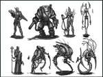 Sci Fi Characters thumb 2