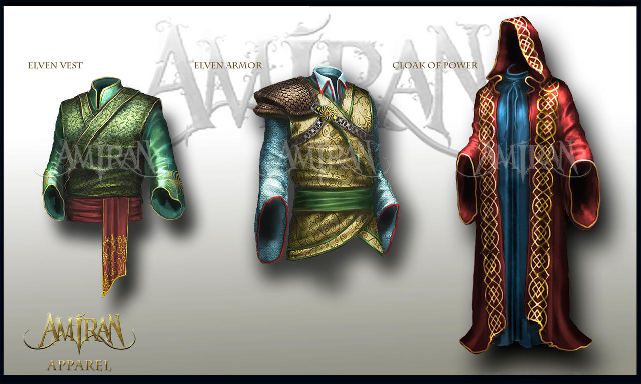 Amiran concepts clothes by ARTOFJUSTAMAN