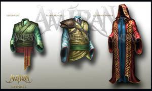 Amiran concepts clothes