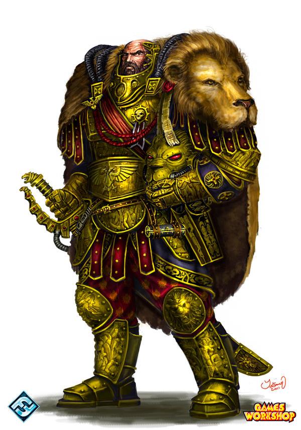 Lord Achilus by ARTOFJUSTAMAN
