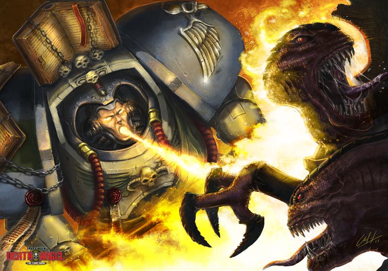 Hellfire by ARTOFJUSTAMAN