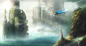 Oceanic world colony