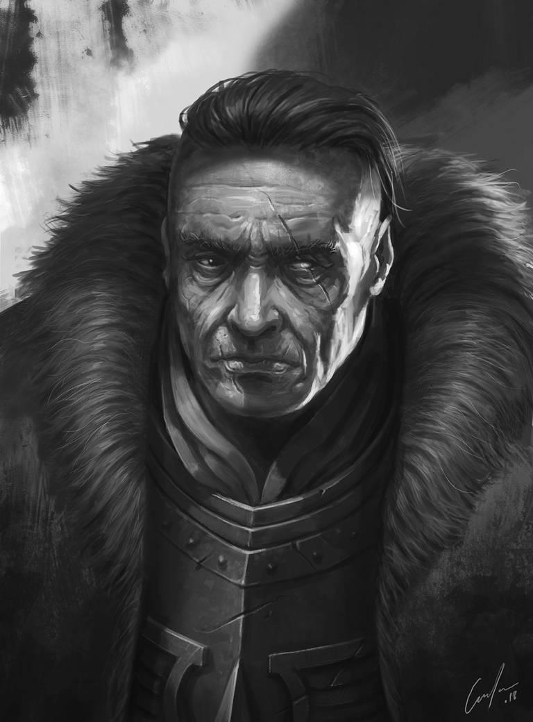 Lord Mariscal by ARTOFJUSTAMAN